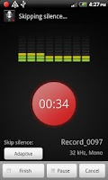 Screenshot of Smart Voice Recorder