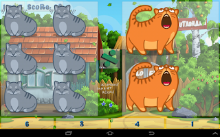 Screenshot of Catland-kids games