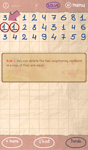 Doodle Numbers - screenshot