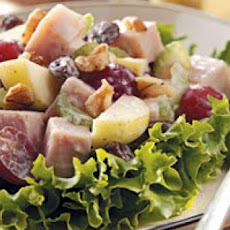 Chutney Turkey Salad