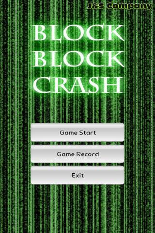 Block Block Crash ~