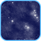 Twinkling Stars Free LWP icon