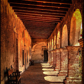 Mission San Juan by Fred Coleman - Buildings & Architecture Public & Historical ( arch, mission, california, san juan, architecture, usa, capistrano,  )