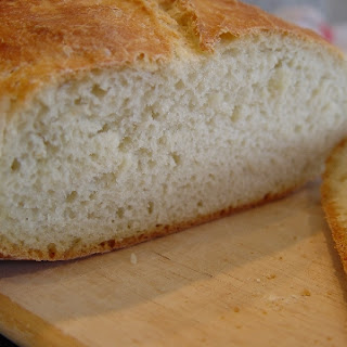 Single-rise Crusty Bread