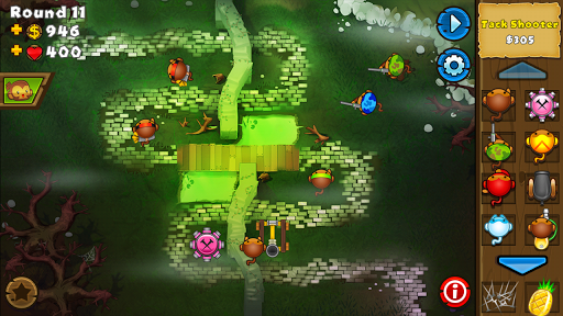 Bloons TD 5 - screenshot