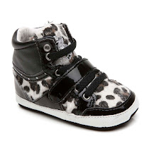 Replay Faux Fur Leopard Bootie PRAM