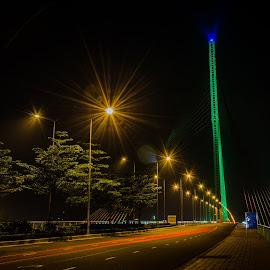 The Tran Thi Ly bridge ( VietNam ) by Lâm Lê - Buildings & Architecture Bridges & Suspended Structures