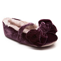 Ruby & Ed Bow Ballet Slipper SLIPPERS