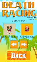 Screenshot of Death Racing