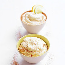 Orange-Lime Mousse