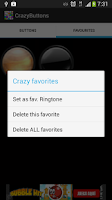 Screenshot of Crazy Buttons