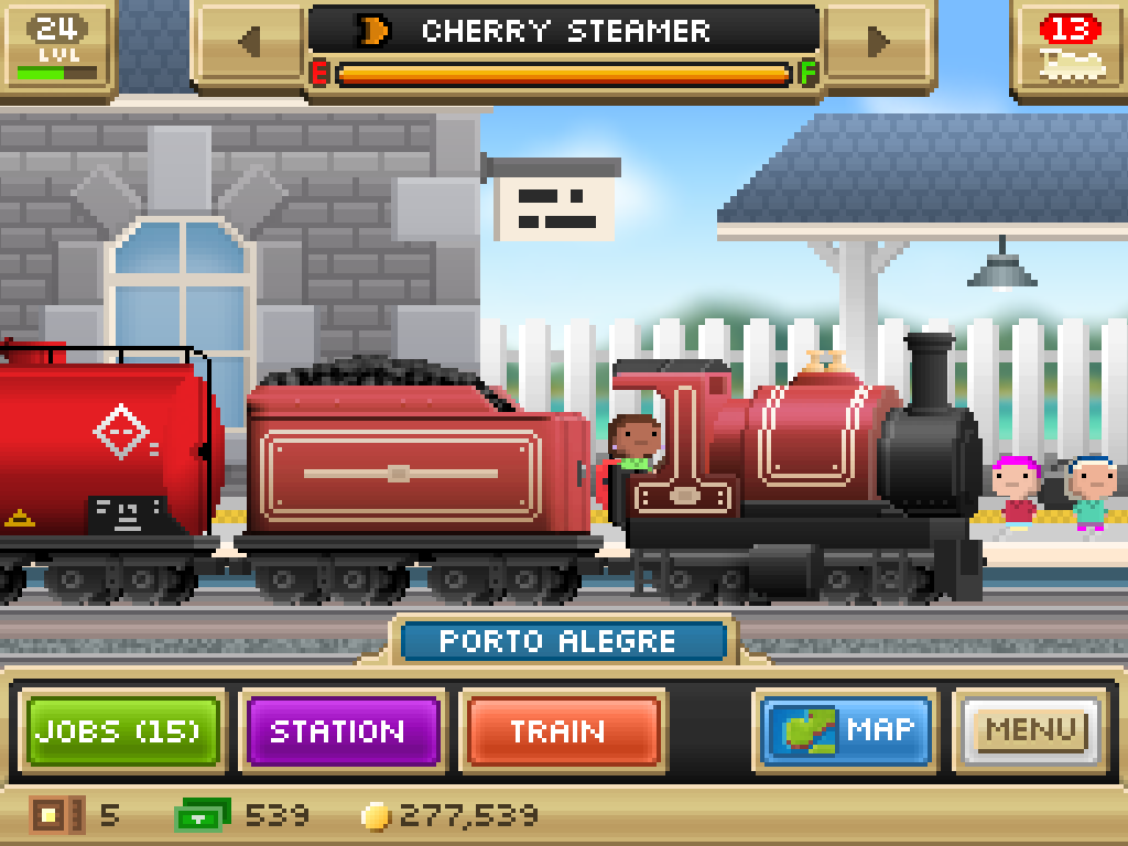 Pocket Trains Screenshot 10