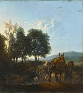 RIJKS: Karel Dujardin: painting 1655