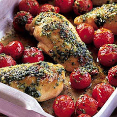 Summer Traybake Chicken