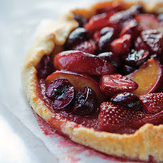 Red Fruit Tart
