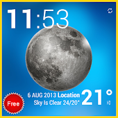 App Weather & Animated Widgets version 2015 APK