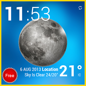 Weather Animated Widgets Free