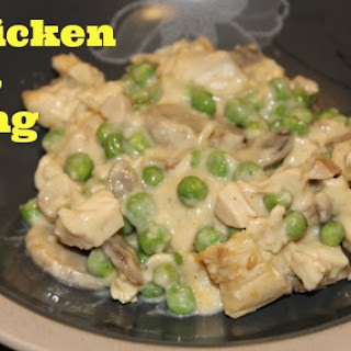 Chicken Ala King Cream Of Mushroom Recipes