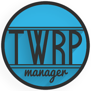 APK App TWRP Manager (Requires ROOT) for BB, BlackBerry