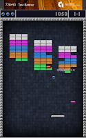 Screenshot of Brick Breaker
