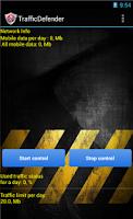 Screenshot of Traffic Defender