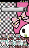 Screenshot of SANRIO CHARACTERS Theme5