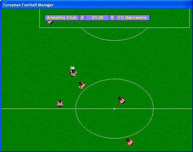 European Football Manager
