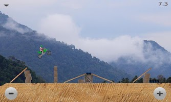 Screenshot of Motocross Masters Premium