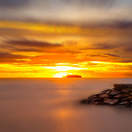 Yellow by Agung Pratama Os - Landscapes Sunsets & Sunrises