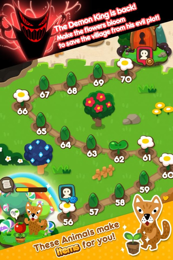 LINE PokoPoko Screenshot 1