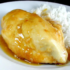 Apricot Chicken (4 Ingredients)