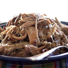 Italian Red Wine Pork Roast