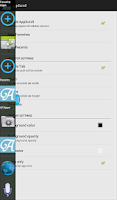 Screenshot of AppScroll Sidebar Lite