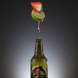 Refreshing by Lee Griffiths - Food & Drink Alcohol & Drinks ( studio, lighting, alcohol, advertising, composite, photoshop )