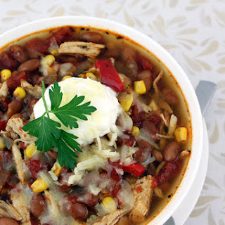 Shredded Chicken Chili Crock Pot Recipes