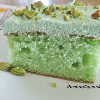 Pistachio Pudding Dessert Cake Recipes