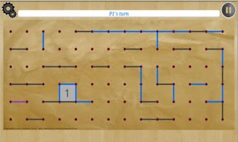 Screenshot of Dots And Boxes