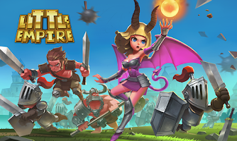 Screenshot of Little Empire (3d)