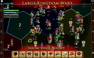 Screenshot of Parallel Kingdom MMO
