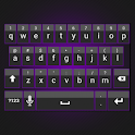 Sleek Purple Keyboard Skin icon