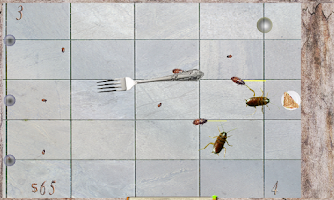 Screenshot of Kill The Roach (angry ball)