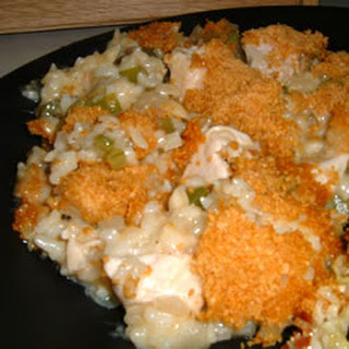 Almond Chicken Casserole II