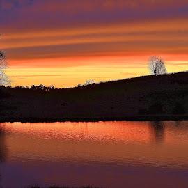 by Jeff London - Landscapes Sunsets & Sunrises