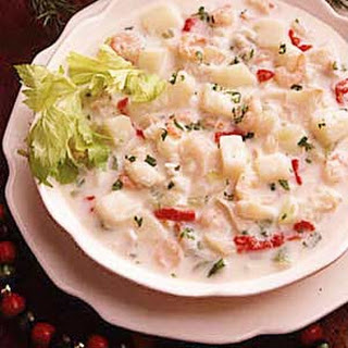 Seafood Chowder Evaporated Milk Recipes