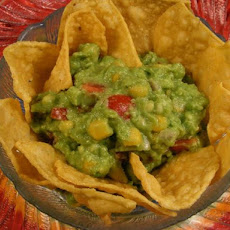 Low Salt Corn Guacamole