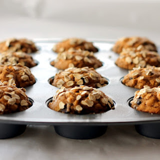 Pumpkin Oat Muffins Low Fat Recipes