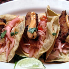 Fish Tacos With Chipotle Aioli