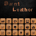 Burnt Leather ADW Theme icon