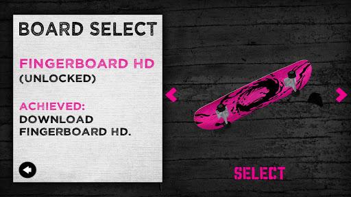 Fingerboard HD: Skateboarding - screenshot
