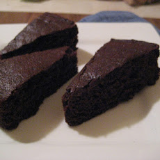 Low Fat Gingerbread Cake